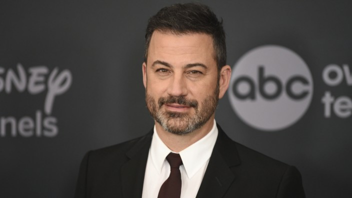 Talkshow-Moderator Jimmy Kimmel