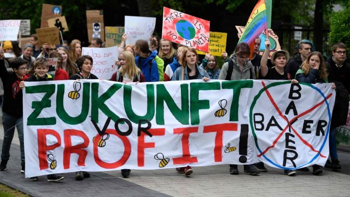Bayer Glyphosat Proteste