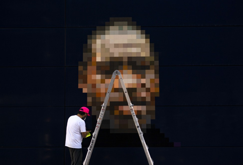 Local Artist Creates George Floyd-Inspired Art Installations In Minneapolis
