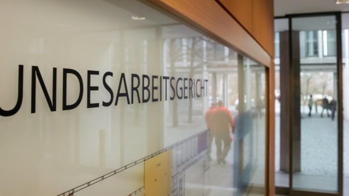 Entgelttransparenzgesetz erstmals Fall für Bundesarbeitsgericht