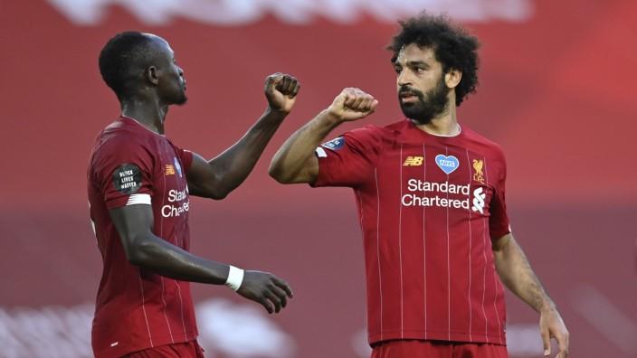 FC Liverpool - Crystal Palace