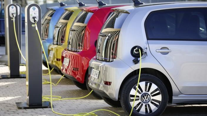 VW E-Up, Copyright VW, Online-Rechte frei