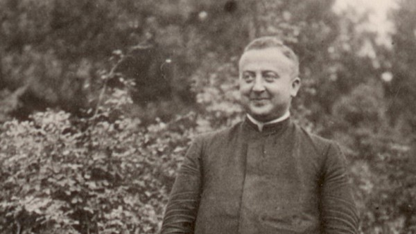 Pfarrer Friedrich Seitz