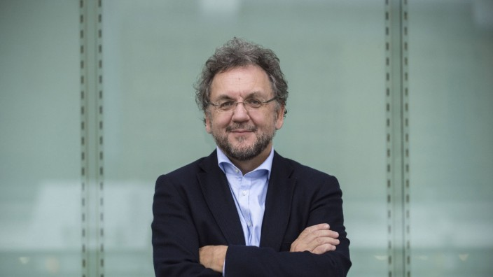 Heribert PRANTL Deutschland Autor Mitglied der Chefredaktion bei der Sueddeutschen Zeitung SZ a