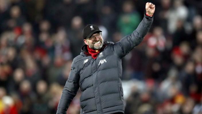 Liverpool vor dem lang ersehnten Triumph