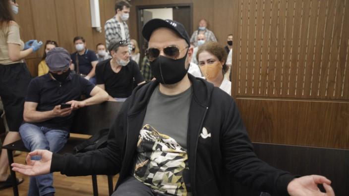 Prozess gegen russischen Regisseur Serebrennikow