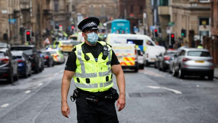 Glasgow/Schottland: Messerattacke