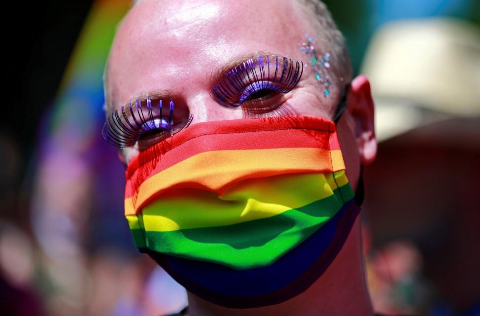 Berlin Pride 2020 event, in Berlin