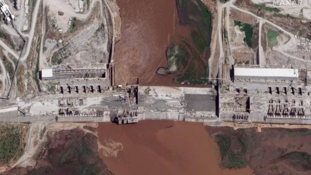 Streit um künftig größten Staudamm Afrikas