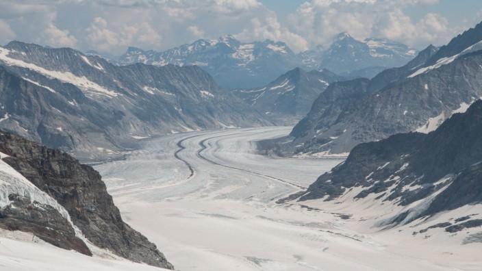 Studie zeigt dramatischen Gletscherschwund in den Alpen