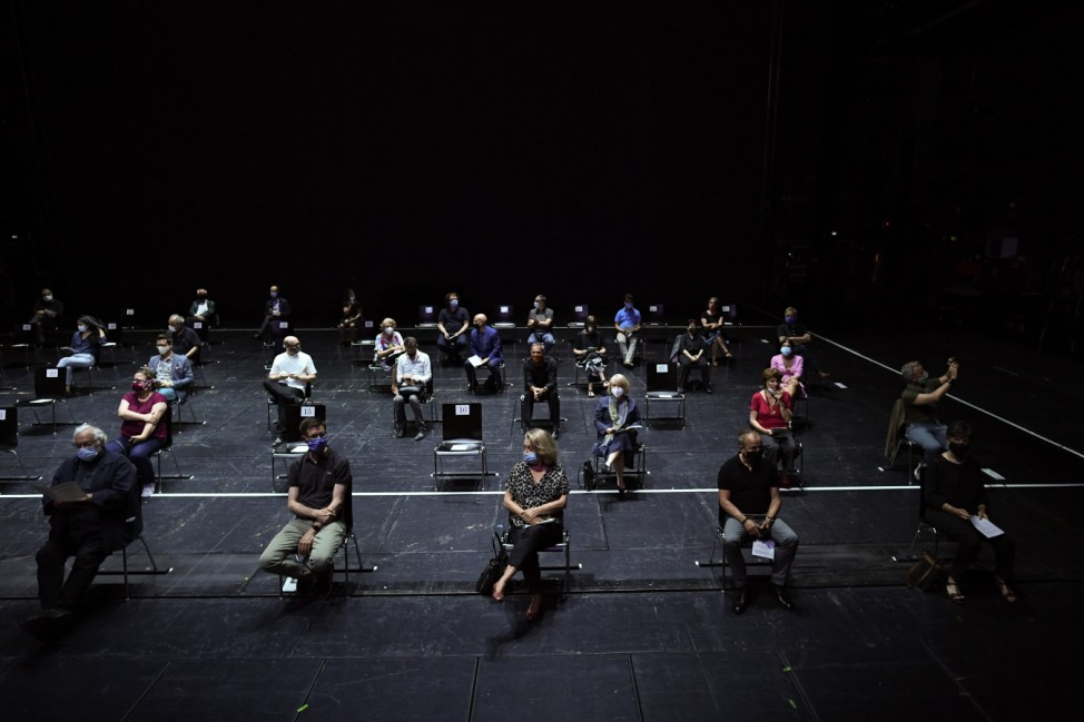 'Tagebuch eines Verschollenen' - Ensemble Saturday Concert At Bayerische Staatsoper In Munich
