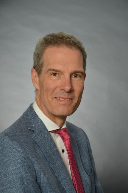 Pfarrer Bernhard Liess