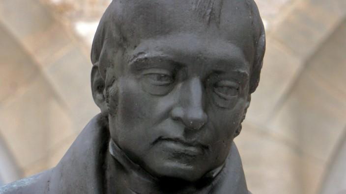 Büste von Georg Wilhelm Friedrich Hegel