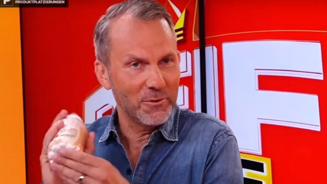 Product Placement bei Bild TV