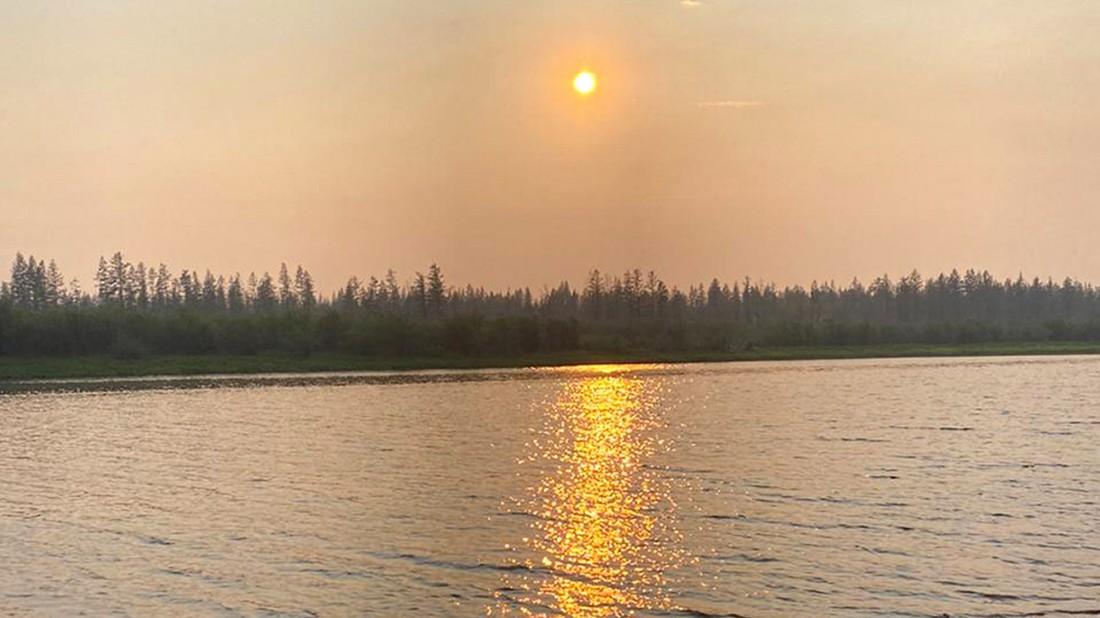 Klimawandel in Sibirien: So warm wie nie zuvor