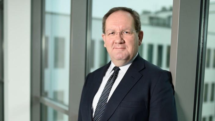 Bundesanstalt für Finanzdienstleistungen, Porträt Felix Hufeld (Präsident BaFin) 18.12.2017 Frankfurt x1x Bundesanstalt