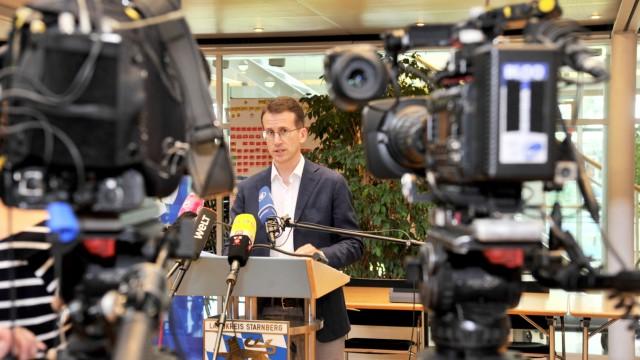 Starnberg: LRA  Apetito PK mit Landrat Stefan Frey