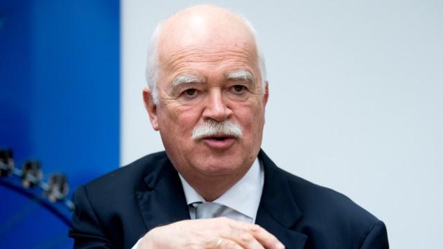 Ehemaliger CSU-Vizevorsitzender Peter Gauweiler