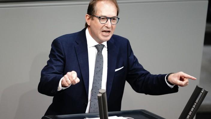 Bundestag - Sondersitzung zur Mehrwertsteuerabsenkung