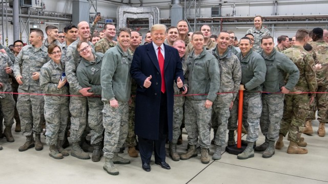 US-Truppenabzug aus Deutschland beschlossen