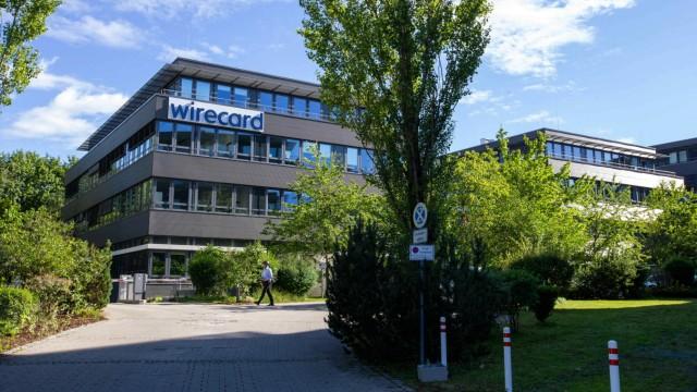 Insolventer Konzern Wirecard in Aschheim bei München / Datum: 30.06.2020 / *** Insolvent Wirecard Group in Aschheim nea