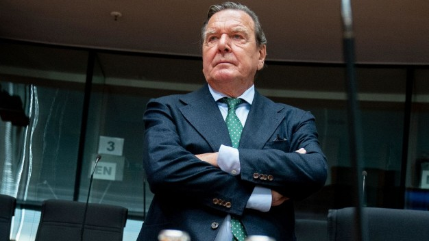 Schröder Nord Stream 2 Wirtschaftsausschuss