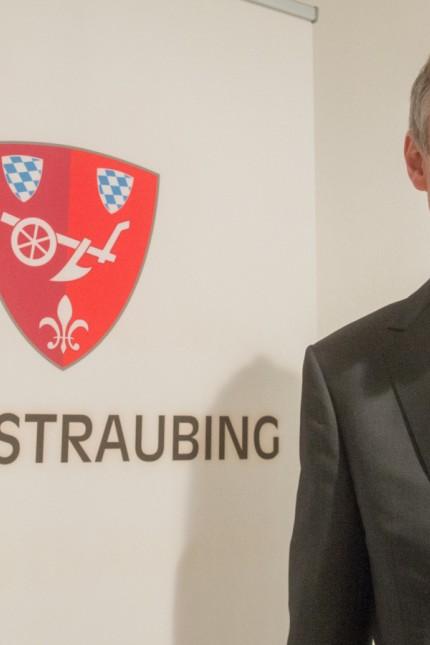 Straubings OBPannermayr soll neuer Städtetagschef werden