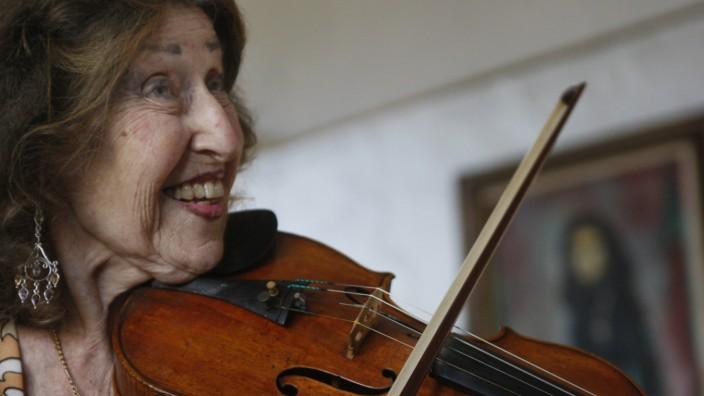 Ida Haendel Geigerin tot