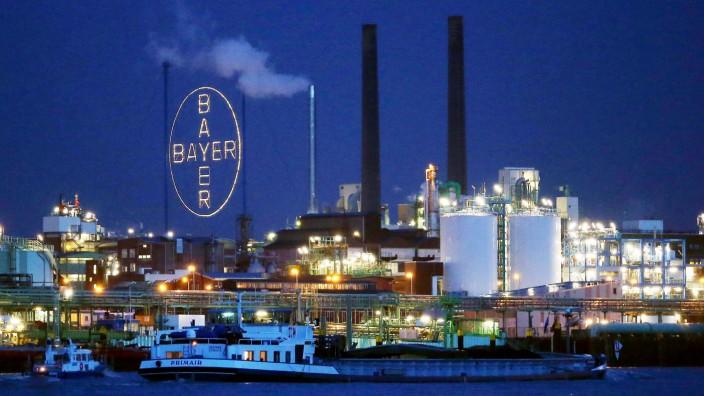 Bayer AG - Jahreszahlen