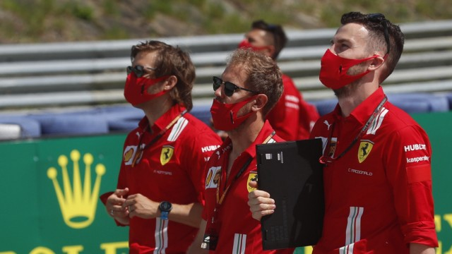 Formel 1 - Ankunft der Teams in Österreich