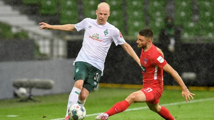 Bundesliga - Relegation Playoff 1st Leg - Werder Bremen v Heidenheim