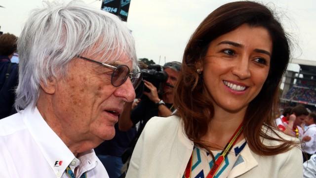 Früherer Formel-1-Boss Ecclestone mit 89 Jahren nochmals Vater