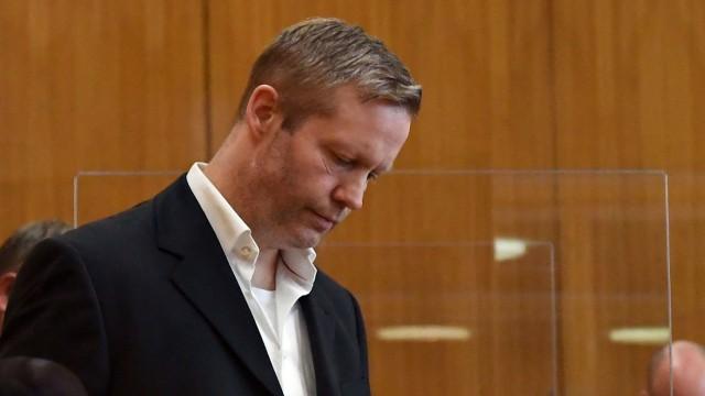 Lübcke Prozess Stephan Ernst Angeklagter