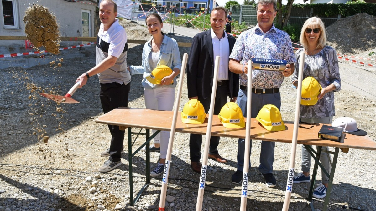 Neues Gotteshaus in Olching