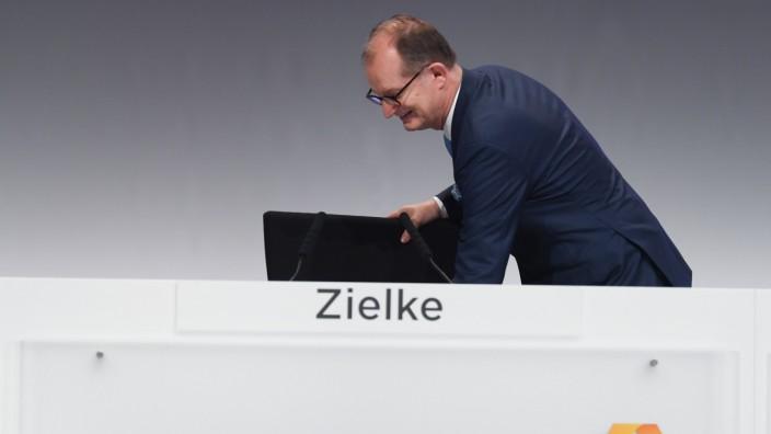 Commerzbank Zielke Rücktritt