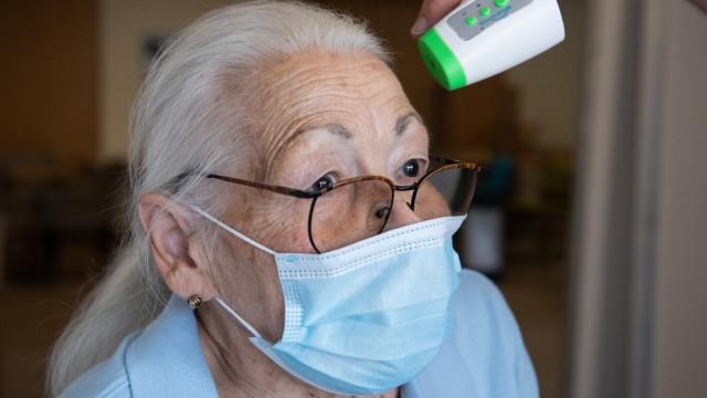 Mehr Besucher in  Alten- und Pflegeheimen