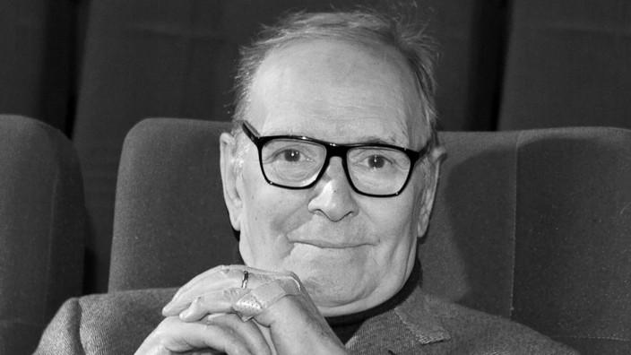 Italienischer Komponist Ennio Morricone gestorben