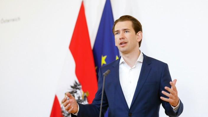 Corona weltweit: Mehr als 1000 Fälle in Österreich - Politik - SZ.de