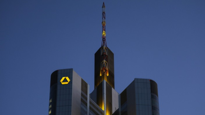 Commerzbank AG Offices Ahead of Restructuring