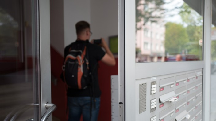 Fahndung nach zweckentfremdetem Wohnraum in München, 2018