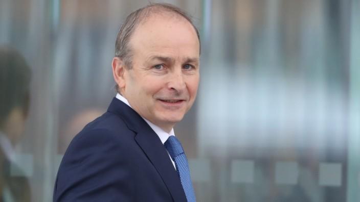 Wahl des neuen irischen Premierministers