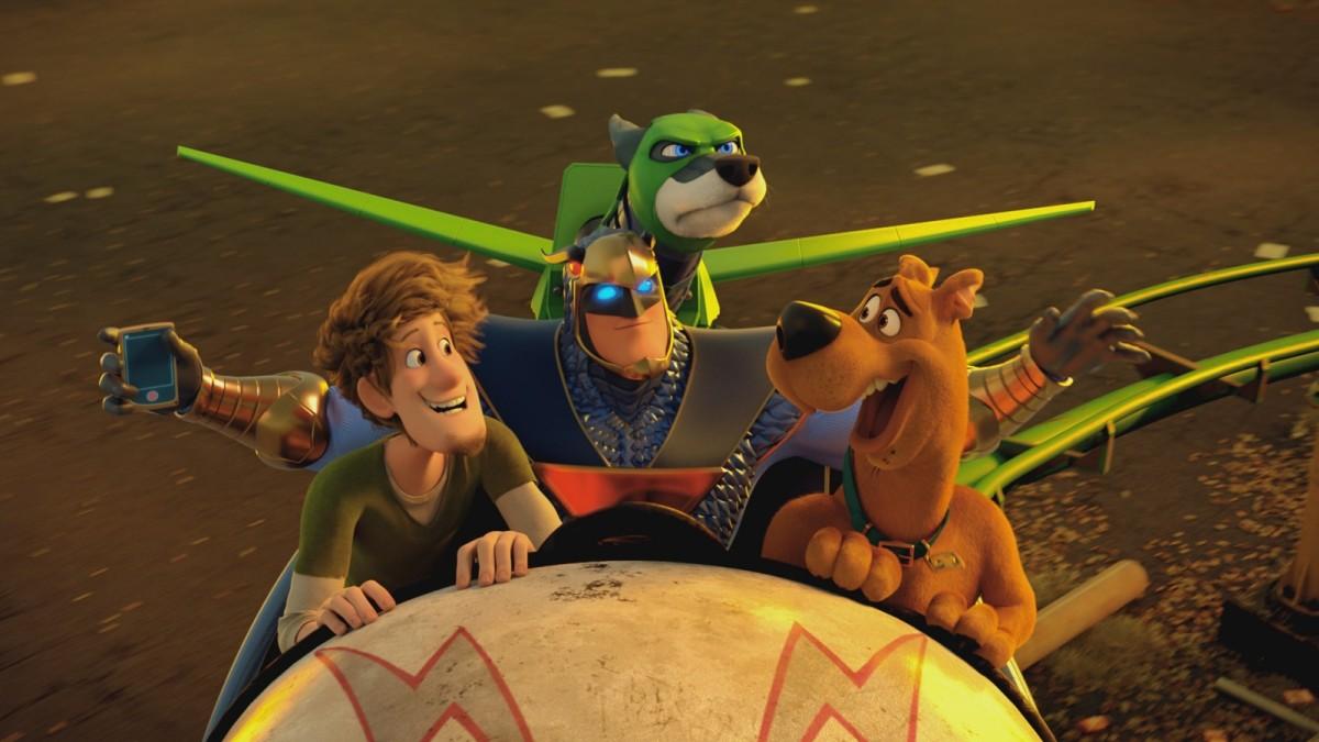 """Animationsfilm """"Scooby!"""" - Und wer pimpt den Hund?"""