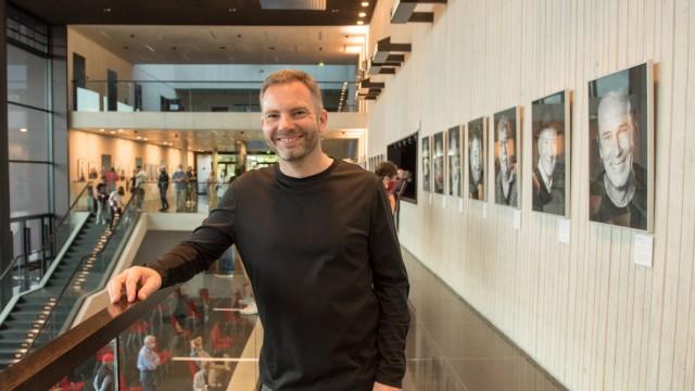 Unterföhring: Olaf Dankert kann Stimmungen einfangen - ob früher akustische als Toningenieur oder jetzt visuelle als Fotokünstler.