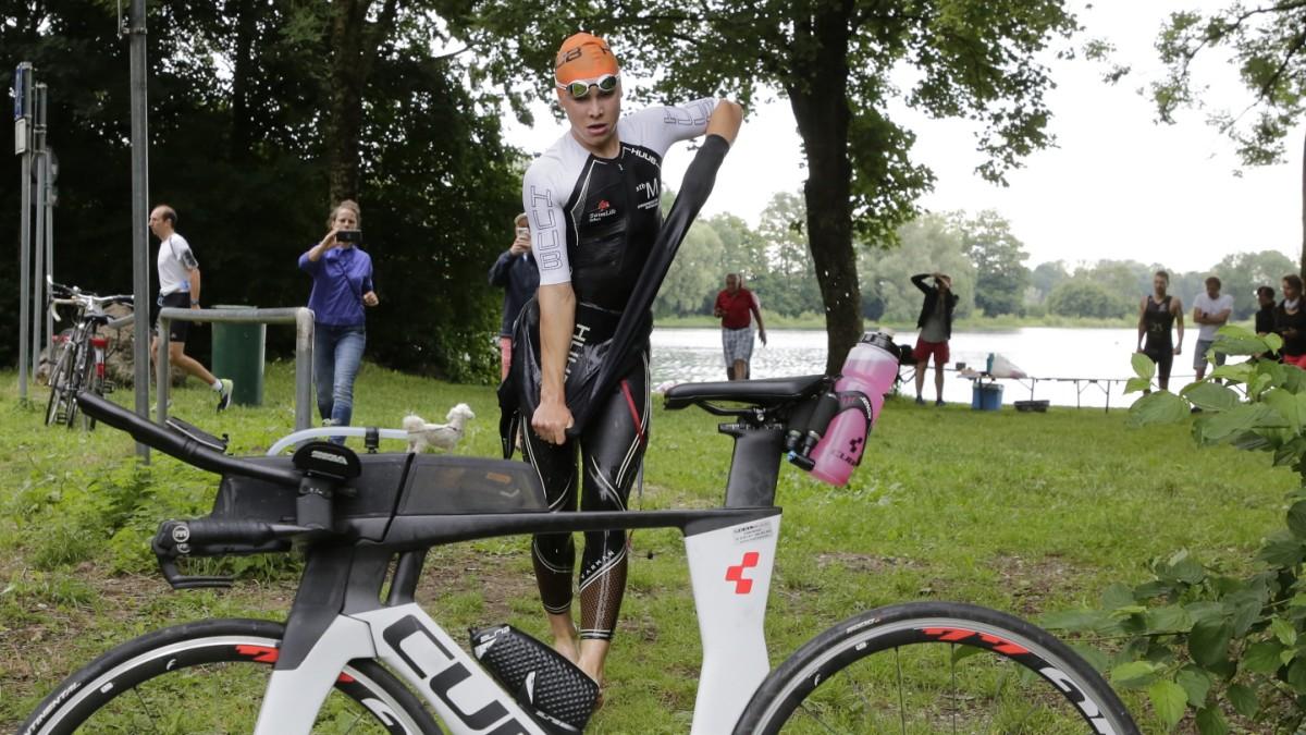 Landkreis Freising: 18-Jähriger absolviert Ironman