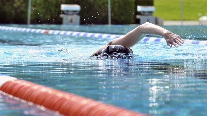 Gauting, Schwimmbad