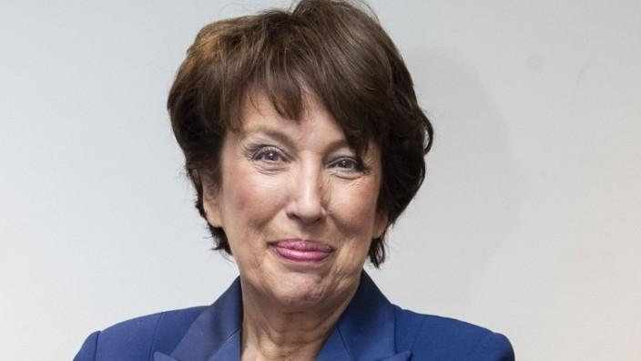Roselyne Bachelot NEWS : Emission Politiques a table - LCP - Paris - 20/11/2019 GwendolineLeGoff/Panoramic PUBLICATIONxN