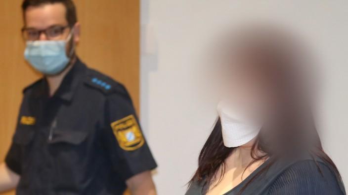 Prozess wegen versuchten Totschlages an Säugling