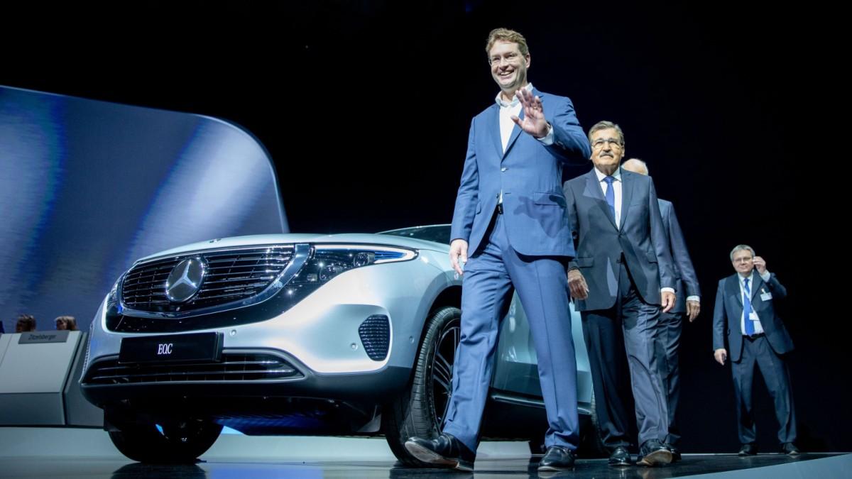 Daimler Hauptversammlung: Aufstand der Anleger