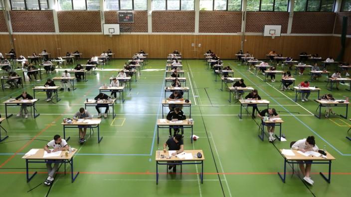 Abschlussprüfungen während der Corona-Pandemie