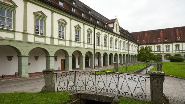 Kloster Benediktbeuern Zuschuss Südarkaden